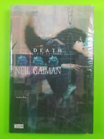 DEATH: THE DELUXE EDITION HARDCOVER Vertigo Comics Neil Gaiman Gallery HC