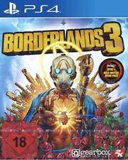 Borderlands 3 PS4 Playstation 4 Spiel inkl Gold Waffen Skins Pack - NEU&OVP