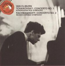 Van Cliburn - Piano Concerto 1 [New CD]