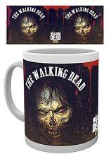 Official The Walking Dead AMC Mug Survivor Zombies Face TV Zombie Gift