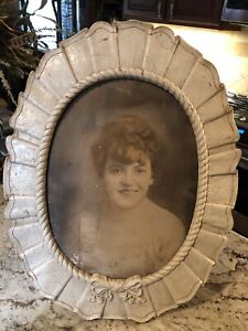Antique Victorian Large Picture Frame