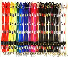Nike Lanyard Detachable Keychain Phone Strap Badge ID NEW STYLE FAST SHIPPING