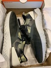 Nike ODYSSEY REACT 2 Flyknit GPX AT9975 Men's Running Shoe Green Olive sz 11
