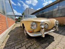 VW Karmann Ghia Typ 34 Coupé 1600 Rarität 1968