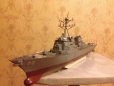 USS Arleigh Burke-class destroyer ship 1:350 complete model