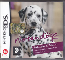 Nintendo DS • Nintendogs Dalmatians and Friends EDIZIONE IN ITALIANO