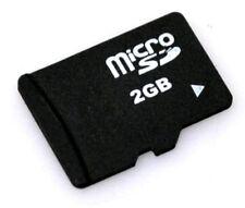 2GB Micro SD Speicherkarte MicroSD Speicher Memory Card Memorycard PC Kamera