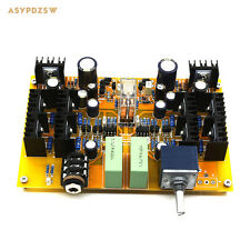 Soft and delicate HV4 (Lehmann core circuit) headphone amplifier finished board