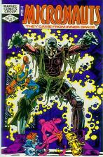 Micronauts # 43 (Gil Kane) (états-unis, 1982)