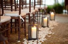 "25 bulk Malta rustic bronze 12"" Candle Lantern holder wedding table centerpieces"