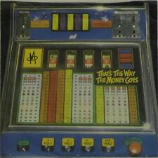 """M 'THAT'S THE WAY THE MONEY GOES' UK PICTURE SLEEVE 7"""" SINGLE"""