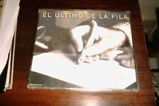 ULTIMO DE LA FILA - PEDIR TU MANO CD SINGLE PROM0CIONAL