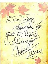 Candice Azzara-signed letter-11