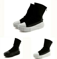 Mens Platform Casual Shoes Punk Boots High Top Fashion Sneakers Sports Shoes New