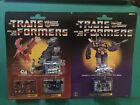 G1 Transformers VINTAGE MINI CASSETTES 3-PACK GURAFI NOIZU FRENZY Near Mint MOSC For Sale