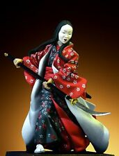 Pegaso 54mm Female Samurai Warrior Model - 38003