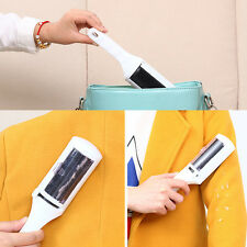 Electrostatic Static Clothing Lint Dust Pets Cat Hair Cleaner Remover Brush Tool