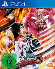 One Piece: Burning Blood (Sony PlayStation 4, 2016) NEU OVP
