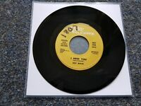 Roy Black - I am not alone/ I need you 7'' Single SUNG IN ENGLISH US PROMO