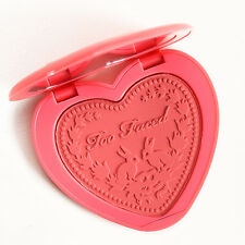 """Too Faced Love Flush Long-Lasting 16-Hour Blush """"How Deep Is Your Love?"""" NIB!"""