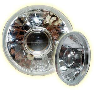 Valiant Chrysler AP5 AP6 VC VE VF VJ VK CJ Regal Hemi 265 Projector H4 Headlamps