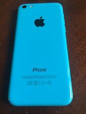 Iphone 5c Used Broken Screen Working Condition 16GB Blue