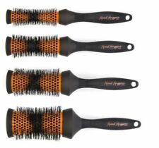 Denman Head Hugger 4xbrushes Hot Curling Heat Retaining set  25mm,33mm,43mm,53mm