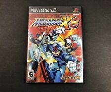 Mega Man X8  (Sony PlayStation 2, 2004) Ps2 Complete