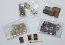 More details for dolls house miniature books collection mixed lot 12th scale