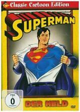 DVD - CLASSIC CARTOON EDITION - Superman - Der Held (2015) - NEU & OVP