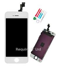 NEW WHITE/SILVER IPHONE 5S TOUCH SCREEN DISPLAY WITH TOOLS FOR 16GB MODEL