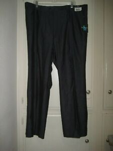 "STEVE HARVEY GRAY ""CELEBRITY EDITION"" PANTS, SZ 43 X 30 ½ , NEW WITH TAGS"