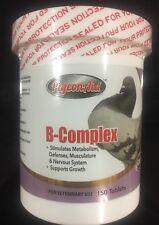 """New�PigeonAid B-Complex For Pigeons 150 Tablets"