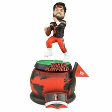 Baker Mayfield Cleveland Browns Spinning Base Bobblehead NFL NEW