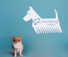 Pets Wall Decals Animals Decals Dog Vinyl Sticker Window Door Decor Shop aa222
