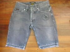 Authentic mens RA-RE cut-offs distressed shorts size 30 jeans denim