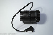 "ERNITEC F1.0 zoom 3-8mm 1:1.0 CS-MOUNT 1/3"" meteor astronomy low light lens"