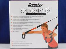 Gregster Professional Schlingentrainer Sling Training Krafttrainer