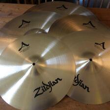"Zildjian libre uk&eu livraison un avedis big cymbale set pack 23 sweet ride free 18"""