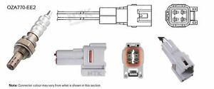 NGK NTK Oxygen Lambda Sensor OZA770-EE2 fits Suzuki Swift 1.4 (FZ,NZ)