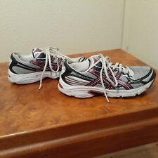 Asics Gel Galaxy T281N Women's Shoes. Size 6.5. Gray/Black/Wine Color.