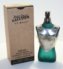 New In Tester Box Jean Paul Gaultier LE MALE GLADIATOR EDT 125ml 4.2 oz No Cap