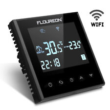 Programmable WiFi Digital LCD Heating Thermostat App Remote Control Touch Screen
