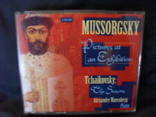 Mussorgsky - Pictures At An Exhibition / Tchaikovsky - The Seasons -Warenberg