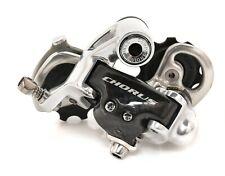 Campagnolo Chorus 10 Speed Road Bike Rear Derailleur Short Cage Silver Carbon