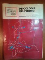 Psicologia dell'uomo - M.Cesa-Bianchi - Scientific American - 1974 - M