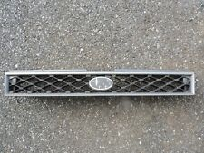 ONE grill USED Subaru Legacy 1991 grille OEM grey gray silver