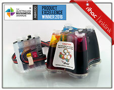 RIHAC CISS for Epson Workforce WF-2530 WF-2540 200 200XL Cartridge Ink System