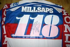 DAVI MILLSAPS Signed No Fear Honda Jersey #118 *XL