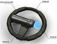 Latest Technology PS3 Move Steering Wheel Controller For All Racing Games.